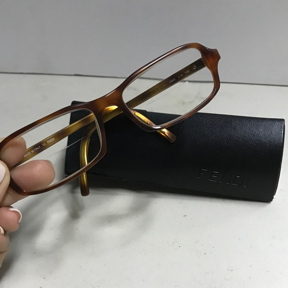 cbd22dc5154 Fendi Accessories - Vintage Fendi Tortoise Reading Glasses