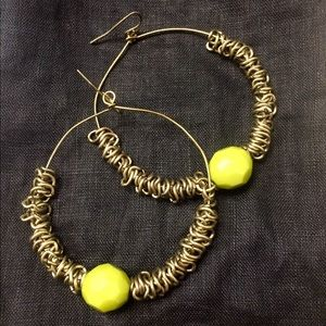 Jewelry - FREE with PURCHASE! 😇 Hoops