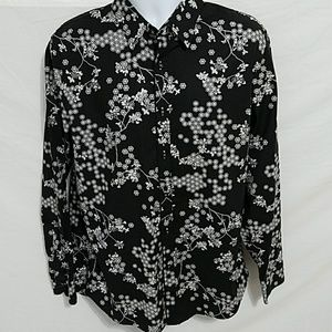 Murano modern comfort mens dress shirt XL