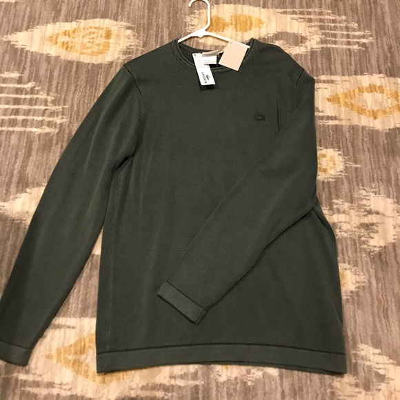 Lacoste Other - Lacoste men's sweater