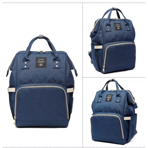 2f6235e5ac3 LeQueen NAVY diaper backpack. M 59d8315ac6c7955d1d02d18f. Other Accessories  ...