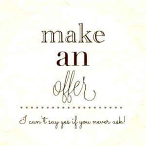 Other - Make an Offer 😊