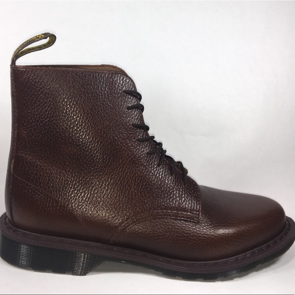 Dr. Martens Eldritch 8 Eye Brown Chukka Boot Sz 10
