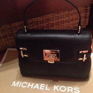 Michael Kors Bags - Michael Michael Kors Astrid medium satchel d273910d6