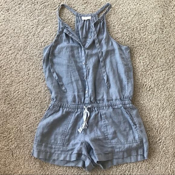 e028aba18171 Lou   Grey Dresses   Skirts - Lou   Grey Linen Romper