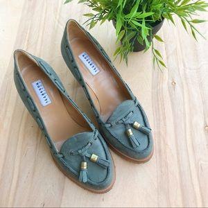 Fratelli Rossetti loafer chunky heel