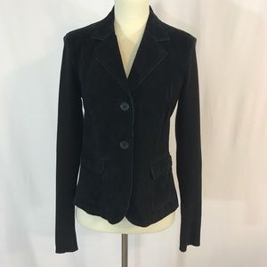 NWT suede jacket by Milano