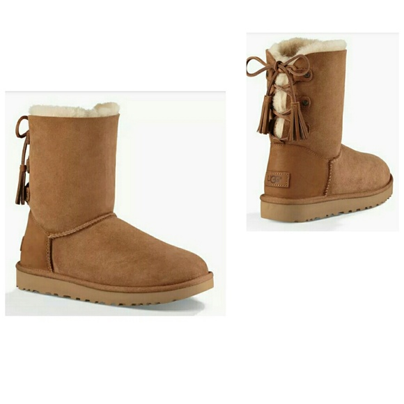 0bb39058221 Ugg Kristabelle boot in chestnut NWT