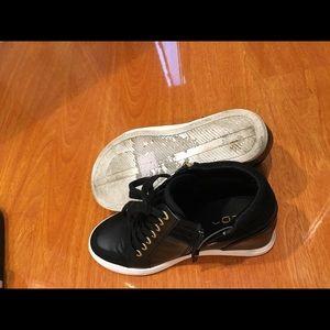 7e59ed0fb898 Aldo Shoes - Aldo Kaia Lace up wedge sneakers