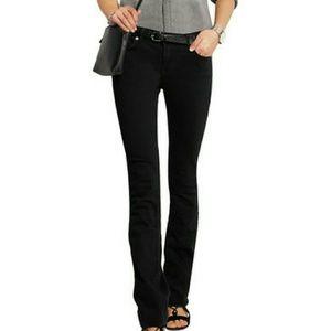 Blk Dnm 16 mid-rise straight leg jeans