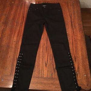 Carmar black denim jeans