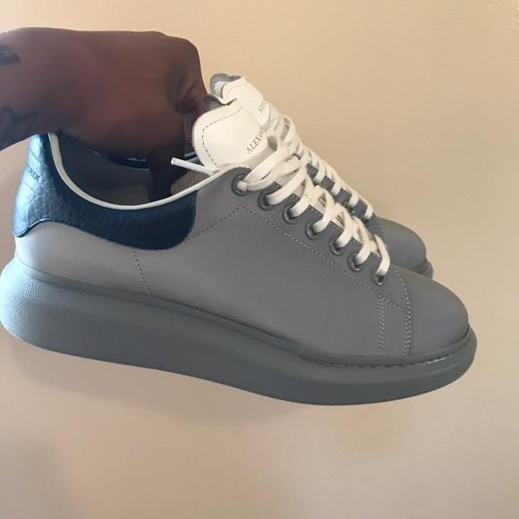 Alexander McQueen oversized sole