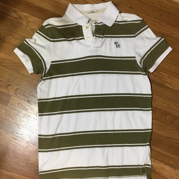 57b8db54f Abercrombie & Fitch Other - Abercrombie & Fitch Men's Muscle Fit Polo Shirt