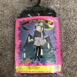 Other - Little Zebra child costume