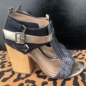 [Elizabeth & James] Block Heel Sandals