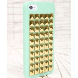 Urban Outfitters studded case