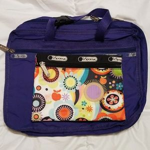 🎉FLASH SALE🎉Bundle of 2 LeSportsac Bags in EUC