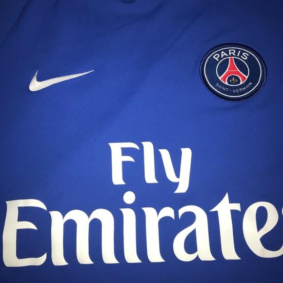 san francisco 3f6b0 c08b7 PSG practice jersey