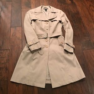 Belted Kenneth Cole Trench