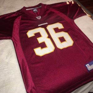 the latest 737cf 44958 Reebok Men's Sean Taylor #36 Redskins Jersey
