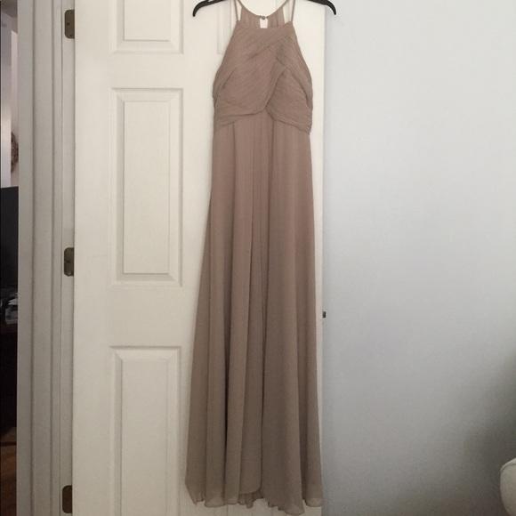 Bill Levkoff Dresses | Style 7001 Cashmere | Poshmark