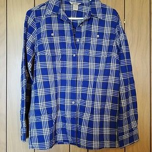 b3d0885f25 ... Duluth Trading Co Flannel shirt