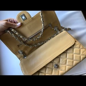 Handbags - Quilted Crossbody bag