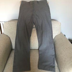 JCrew Bowery Classic Fit Pant - Size 33/32