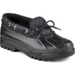 Sperry Topsider Low Cut Duck Boots
