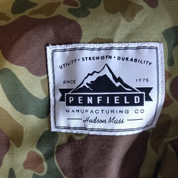 Penfield Bags - Penfield Riverside Duck Camo Backpack