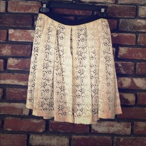 W118 by Walter Baker lace skirt