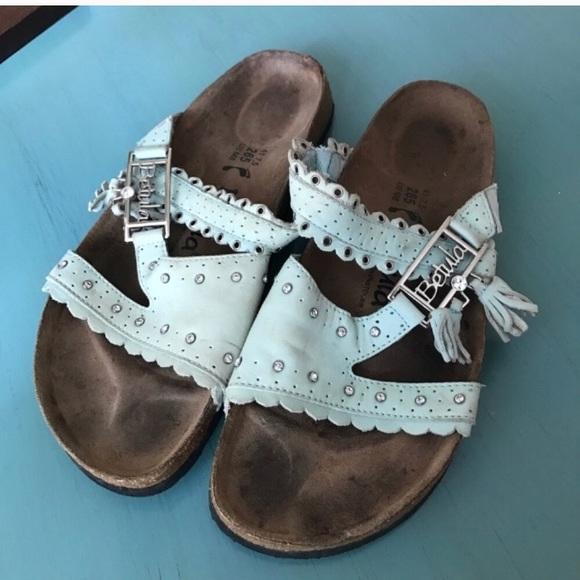 784655c07dd350 Birkenstock Shoes - Birkenstock Betula with Rhinestones