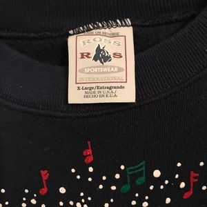 Ross Sportswear Sweaters Vintage Ugly Christmas Sweater Xl Poshmark