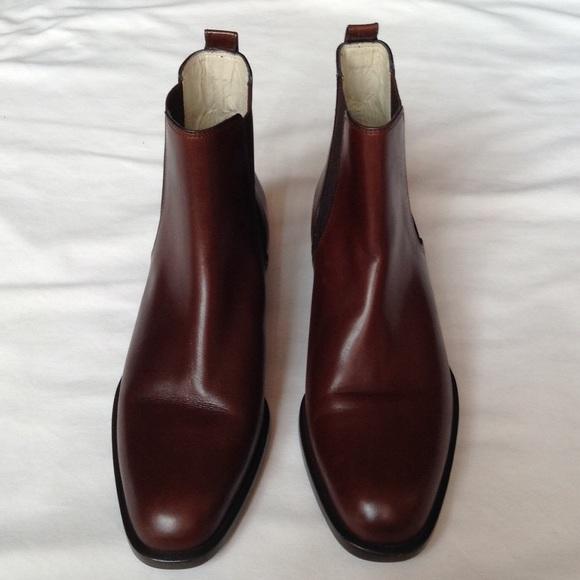 e4149090445c63 BALLY Shoes | Ankle Bootsnew | Poshmark