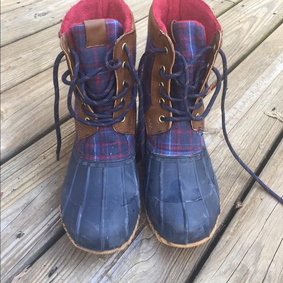 19c2534452d1 Tommy Hilfiger Duck boots. M 59d8fb953c6f9f59cf04ecd6