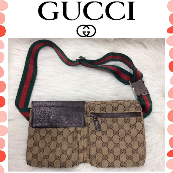 6fdf3afe3db0 Gucci Handbags - Authentic Gucci waist bag/Fannypack. 🌸NO OFFERS