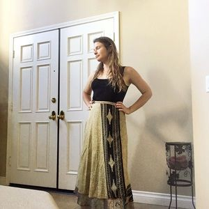 Dresses & Skirts - Indian Silk Wrap Skirt