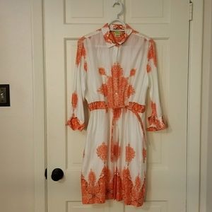 Beautiful Craig Taylor shirt dress medium