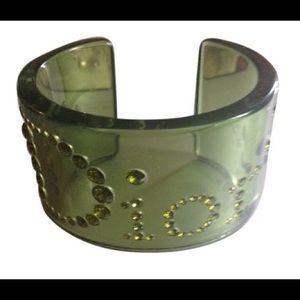 Dior Translucent Bangles/Bracelet