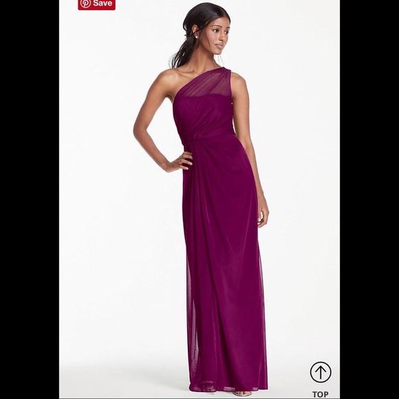 20d451d39b0 David s Bridal Dresses   Skirts - Sangria