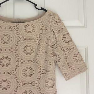Jessica Howard Lace Overlay Dress - Sz 6