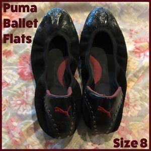 🐣 Puma Ballet Flats