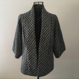 The Limited Tweed Jacket/Blazer