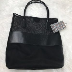 88c1bede763c Burberry Bags - Authentic New Burberry Fragrance bag mesh leather