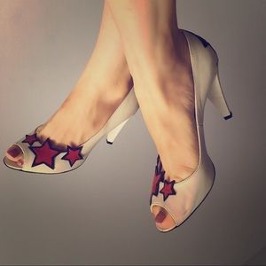 Marc by Marc Jacobs star heels