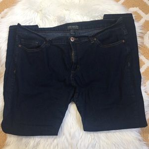 forever 21+ jeans size 16