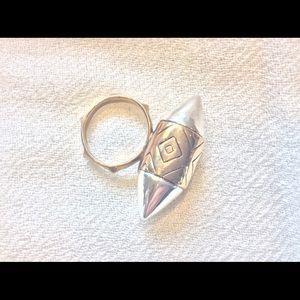 Pamela Love bullet ring