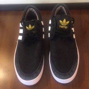 le adidas mens seeley canapa basso alto poshmark scarpa 9 12
