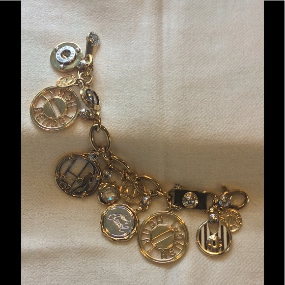 689d16a2678f7 Henri Bendel charm bracelet