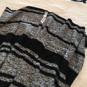 NWT Old Navy Blanket style poncho cardigan